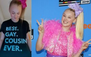 Le coming-out de Jojo Siwa