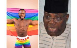 Un ancien élu nigérien réagit au coming-out de son fils