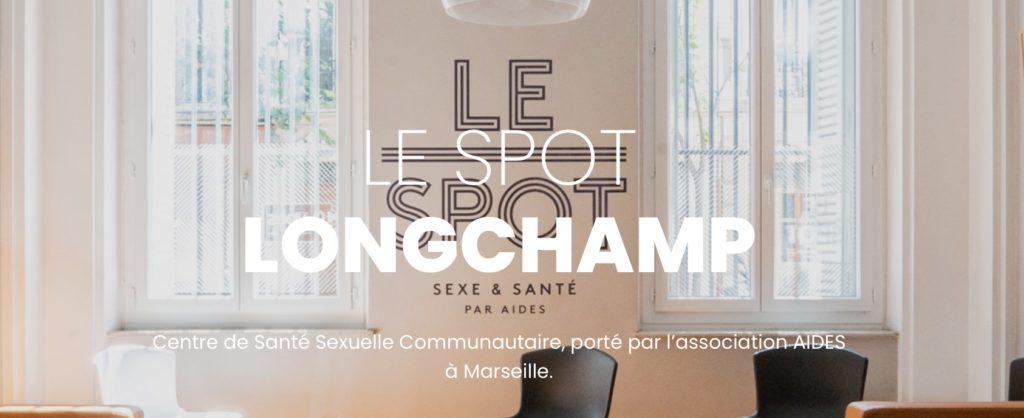 Le Spot Longchamp