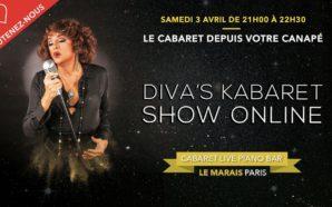 Diva's Kabaret s'invite chez vous avec son nouveau spectacle en…