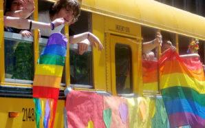 LGBT école