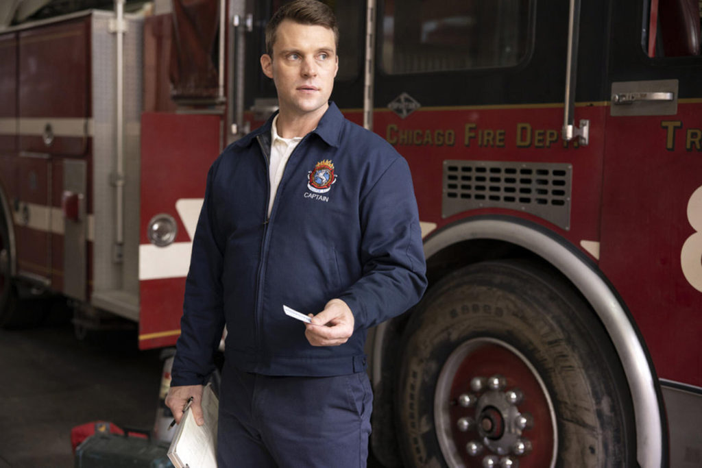 Draguer un pompier