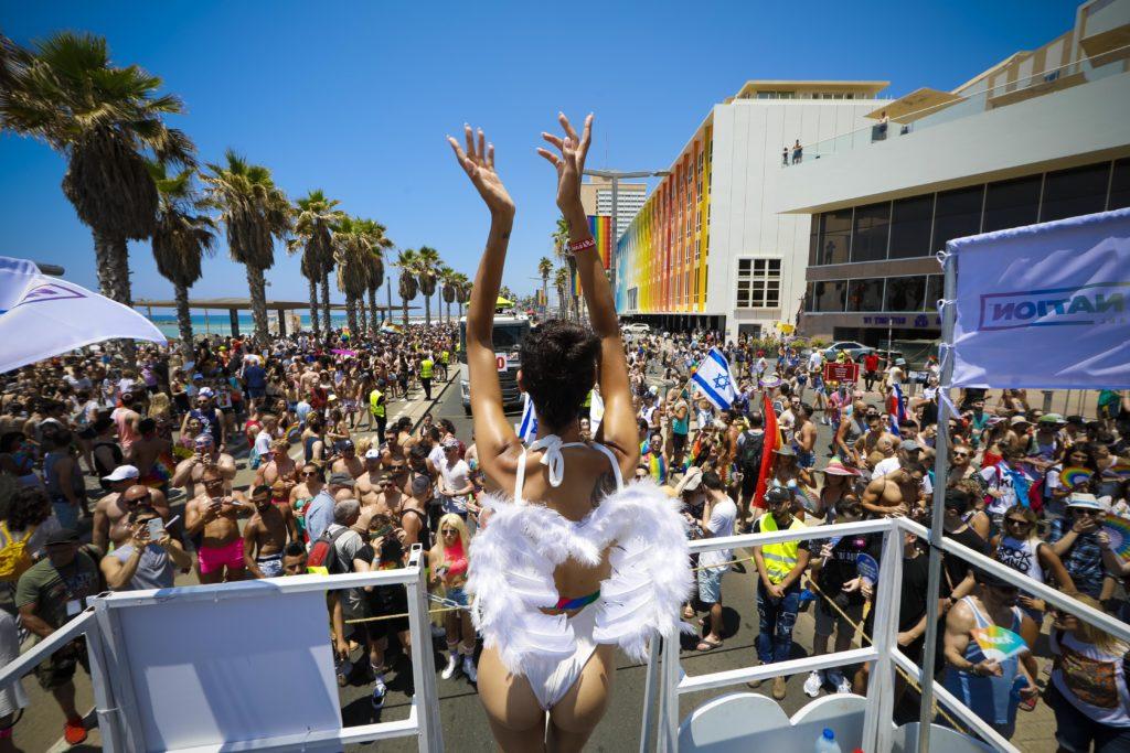 Pride de Tel Aviv