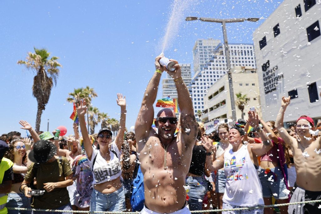 Tel-Aviv Pride
