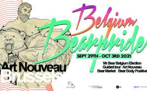 Belgique : la bear pride fait son grand retour !